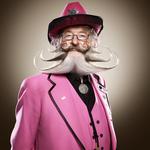 Sheri Manson: World Beard & Moustache Championship Portraits