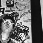 DP's bedroom door (1977)