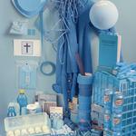 Blue, by Sara Cwynar