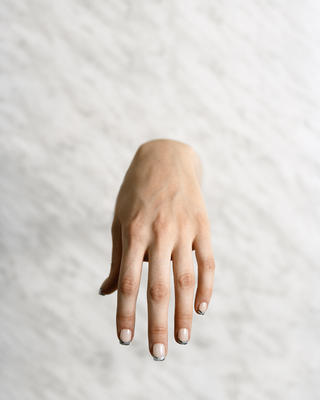 "Robyn Cumming: Manicure on Marble, from the series ""Frisette"" (2010)"