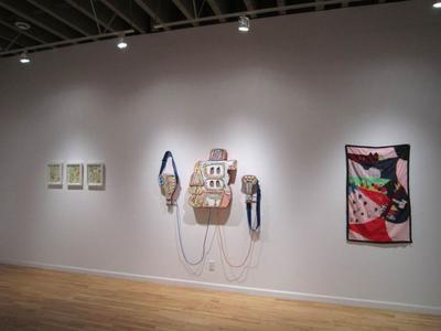 Not Bad for London, installation view (2011)