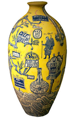 Grayson Perry: The Rosetta Vase, 2011
