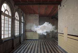 Berndnaut Smilde: Nimbus d'Aspremont, 2012: Lambda print. Courtesy the artist.