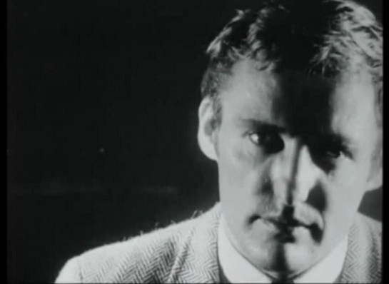 Andy Warhol: Screen Test: Dennis Hopper, reel #4 (1964-65)